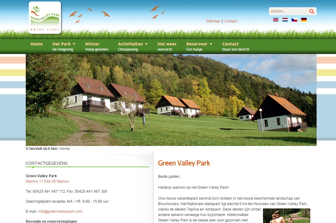 Green Valley Park (Reuzengebergte)