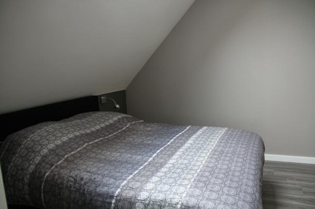 Slaapkamer van het appartement