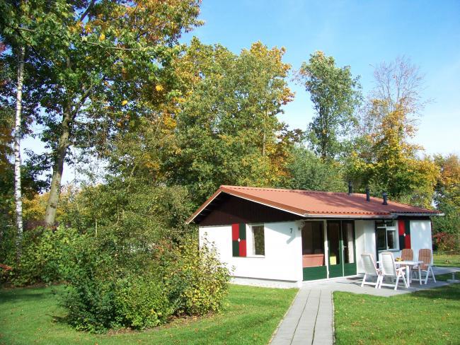 Schone bungalow A 7