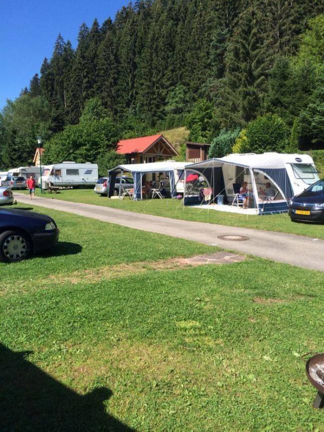 Heerlijk zomeren bij Camping Rehmuhle