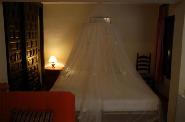 Slaapkamer Vakantiehuis Denia