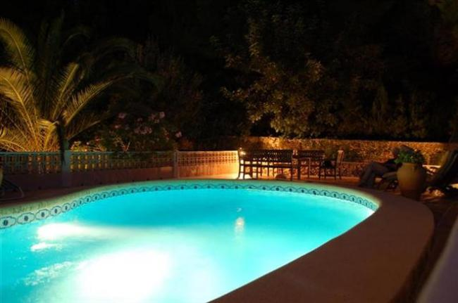 Zwembad Vakantiehuis Denia