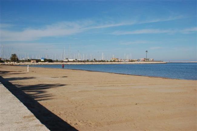 Strand Vakantiehuis Denia