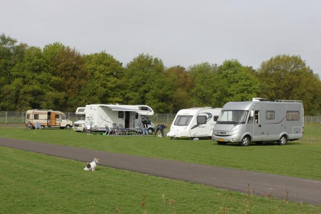 Kampeerplaats Camping de Peelpoort