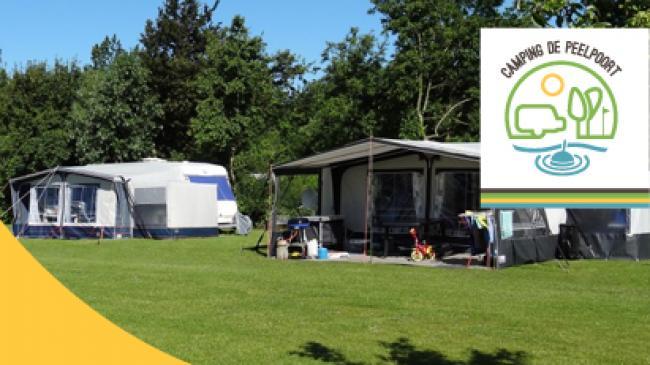 Camping - Comfortplaats