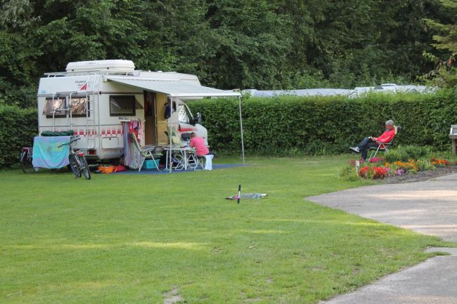 Camperplaats Camping het Bosbad