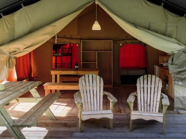 Campingkeuken Maken : Vakantie – ingerichte tent huren op camping – Stijlvol Kamperen