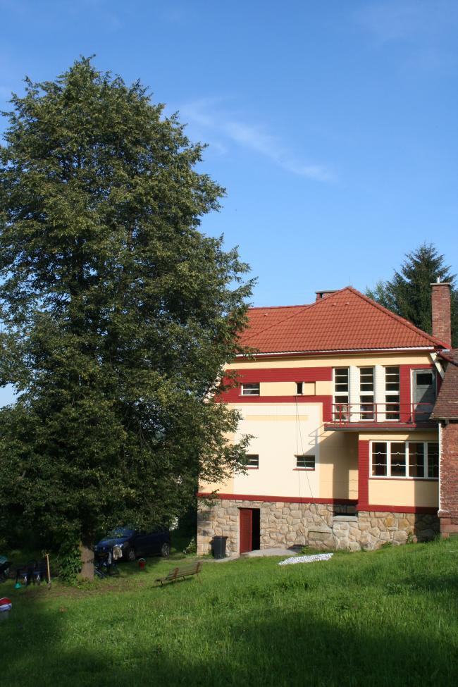 westzijde huis