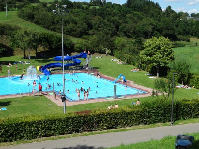 aquapark camping Kaul Wiltz Luxemburg