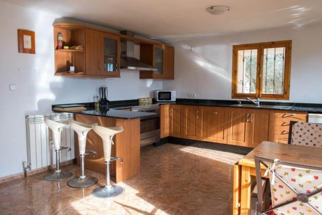 kitchen/ diningroom