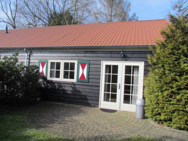 Voorzijde Veluwerhof