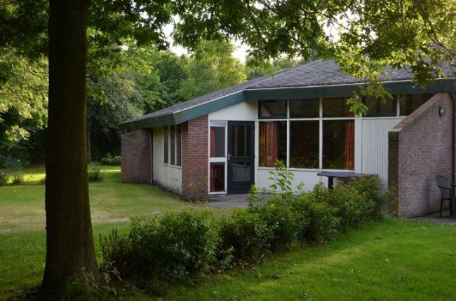 Rolstoeltoegankelijke vakantiehuis in Drenthe 2 personen Westerbork