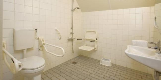 Aangepaste badkamer wmo badkamer ontwerp idee n voor uw huis samen met meubels die - Badkamer ontwerp fotos ...