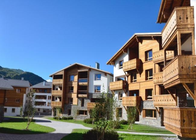 Alpine Lodge Lenzerheide 4 LT L