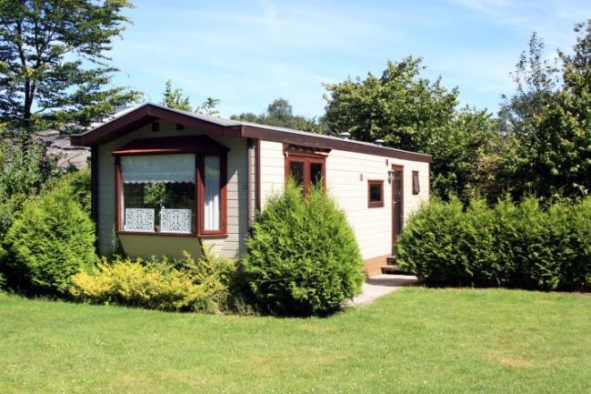 Chalet - Camping de Bosrand
