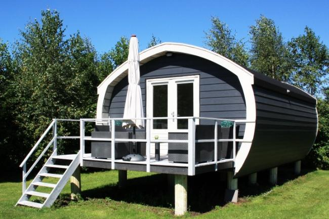 Glamping - Camping de Bosrand