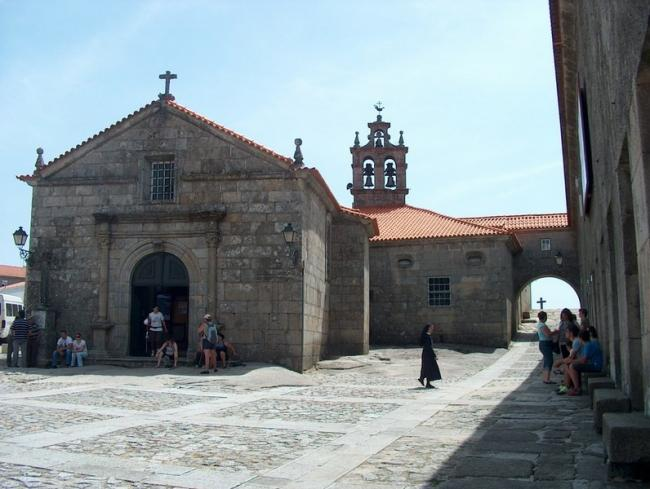 Kapel in Lapa