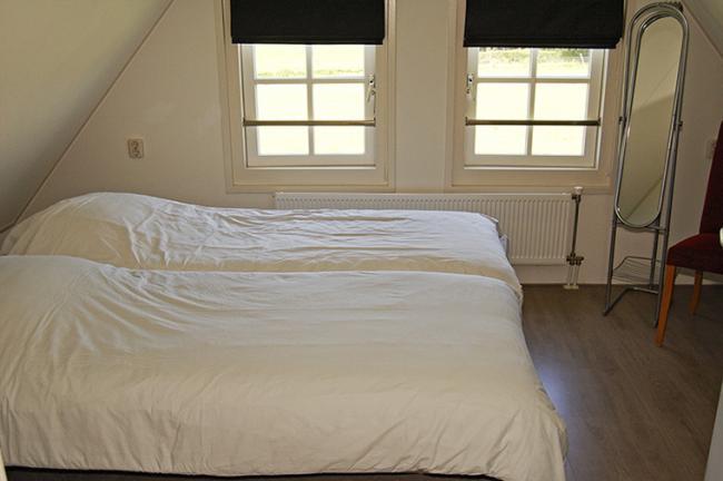 Vakantiewoning Limosa - master bedroom