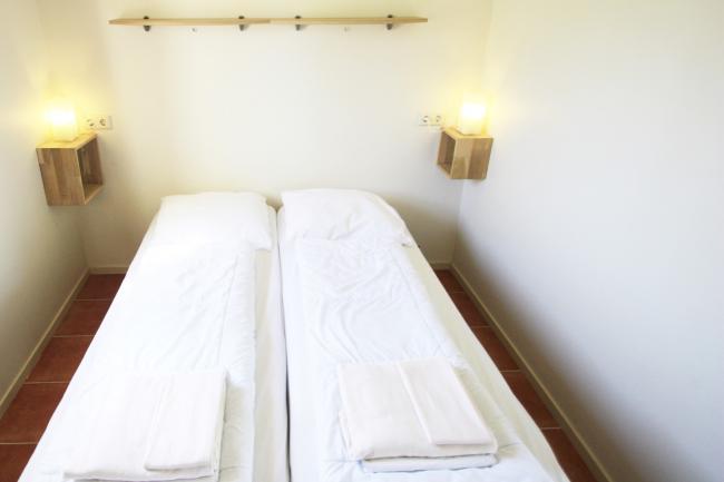 Huisje Janny - Slaapkamer