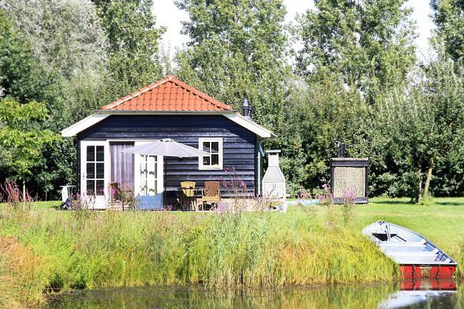Huisje huren Veluwe - Kamperen Veluwe - Accommodatie