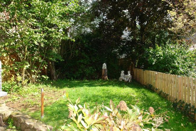 Tuin voorzijde