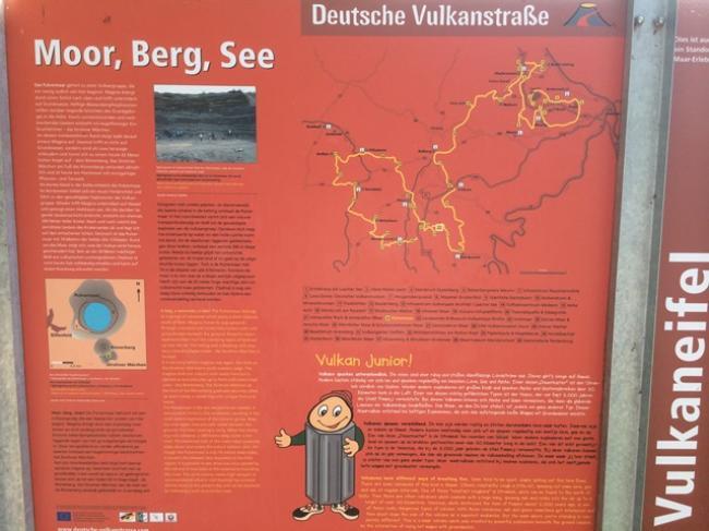 Wandel-, fiets- en mountainbike routes