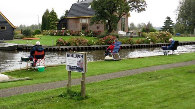 Vakantiehuisjes te huur het Stekje de Weerribben 6 personen Kalenberg Overijssel
