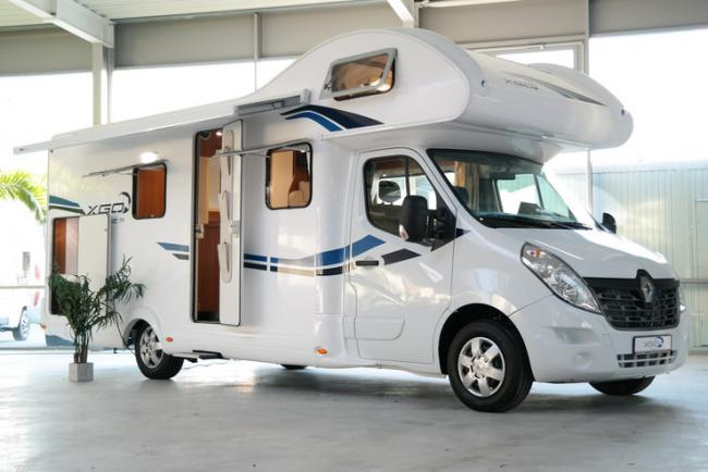 Camper G - type