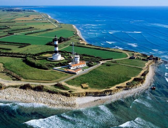 Het eiland Oleron