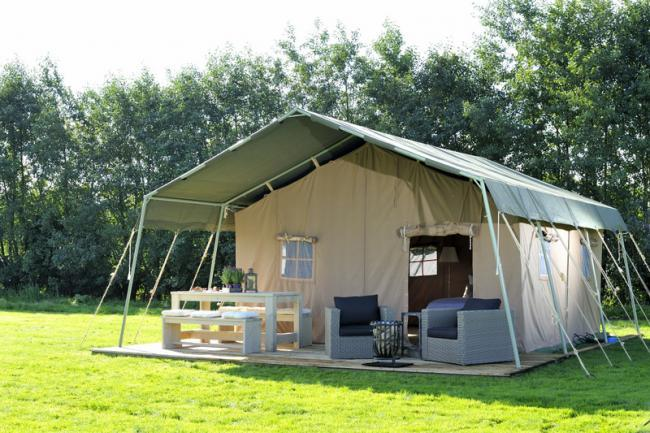 safaritent camping Us Wetterplaets