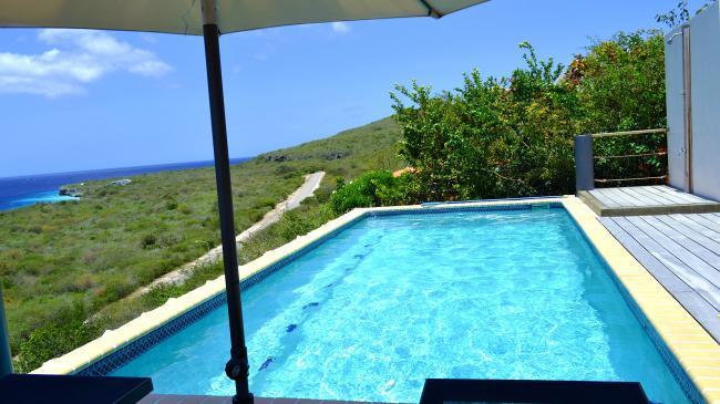 Heerlijk zwembad bij Villa Dorada