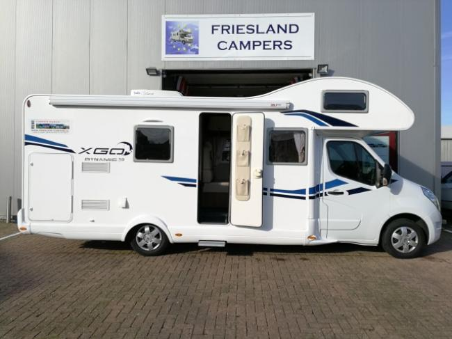 Camper G - type Friesland Campers 1