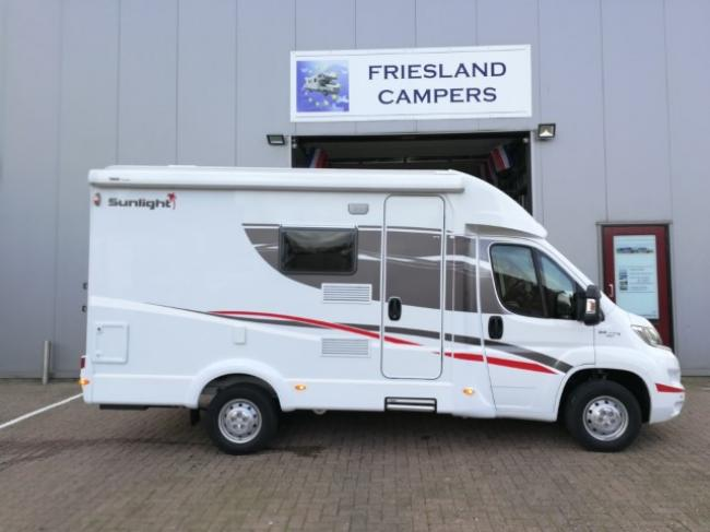 H-Type Friesland Campers