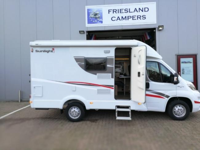 H-Type Friesland Campers 1