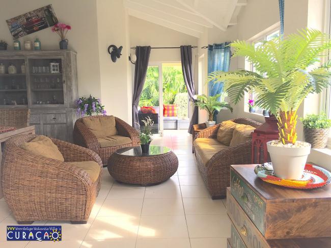 Nieuwe inrichting Villa Marbella Jan Thiel