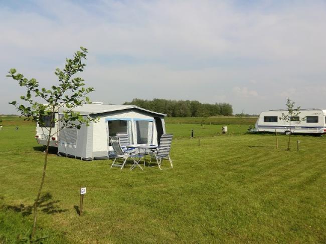 Huurcaravan camping Us Wetterplaets