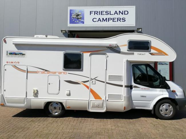 Camper D - Type Friesland Campers 2