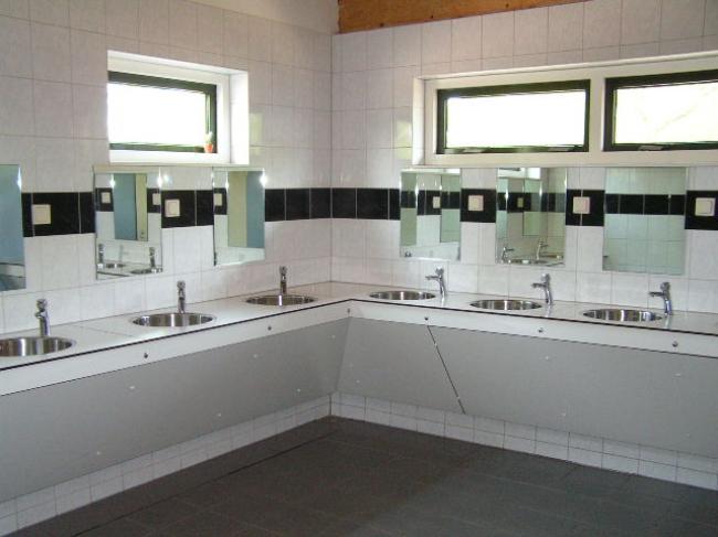 sanitair drenthe, meppen, zand, wittezand, groepsaccommodatie, uniek