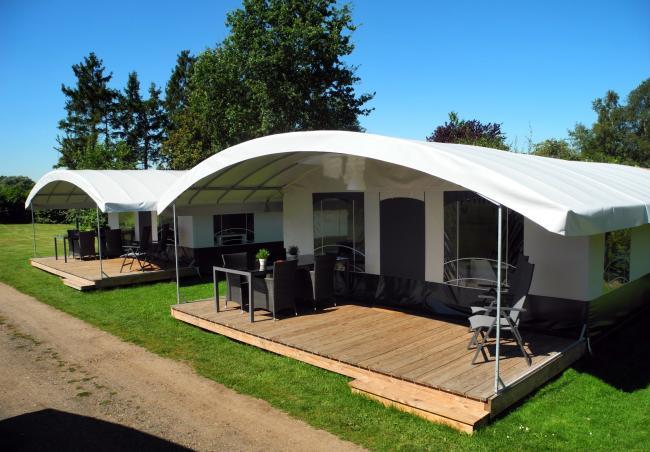 Tentvilla XL de Luxe / Scholtenhagen