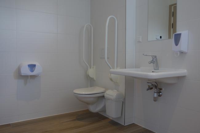 invalide sanitair