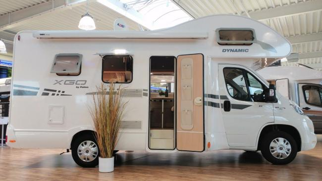 A-type camper Friesland Campers 12