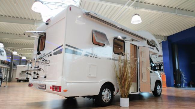 A-type camper Friesland Campers 11