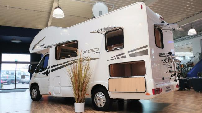A-type camper Friesland Campers 10