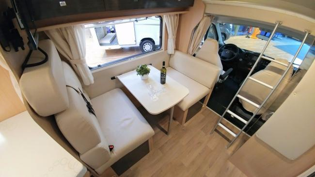 A-type camper Friesland Campers 6