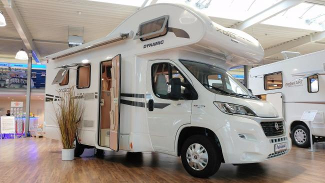 A-type camper Friesland Campers 3