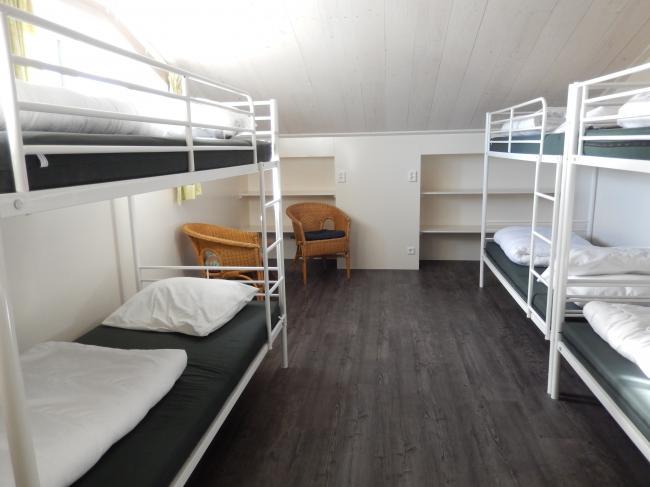 Slaapkamer boven a