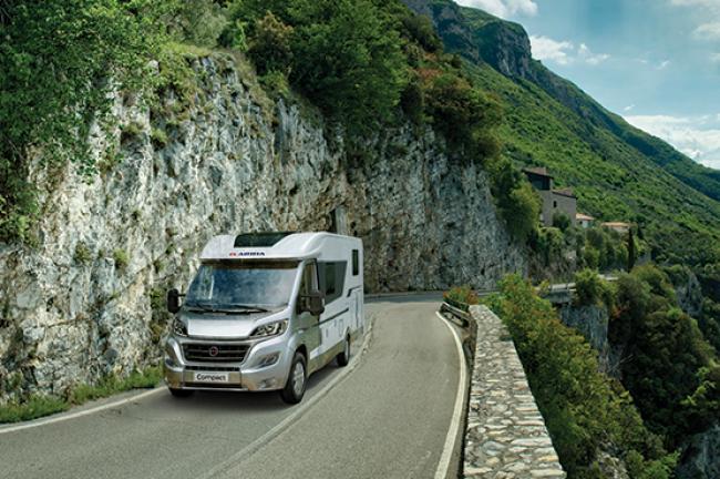 Reisemobil mieten Adria Compact NRW Gescher