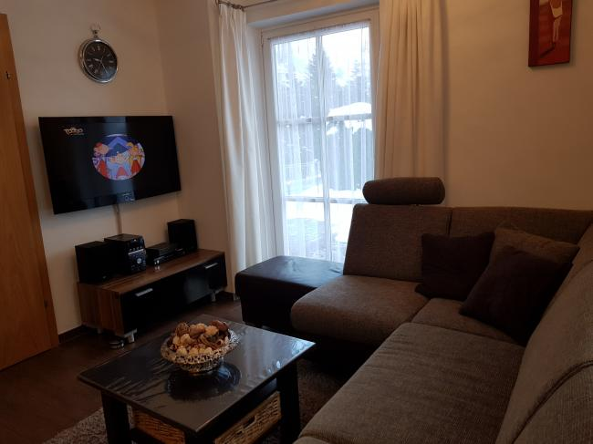 Appartement in Kaprun TV