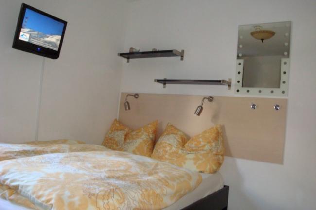 Appartement in Kaprun Slaapkamer 4  personen