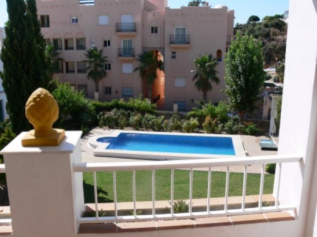 Appartement vlakbij het Burriana strand in Nerja
